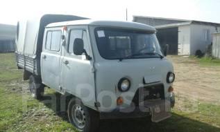 УАЗ 39094 Фермер. Продается уаз фермер, 2 200 куб. см., 2 000 кг.