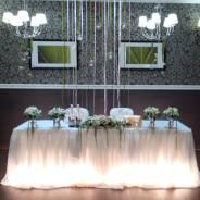 Стильная свадьба по разумным ценам. Под заказ