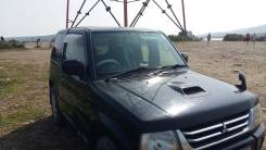 Mitsubishi Pajero Mini. автомат, 4wd, 0.7 (100 л.с.), бензин, 80 тыс. км