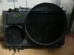 Радиатор охлаждения двигателя. Toyota Aristo, JZS147 Двигатель 2JZGE