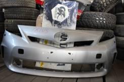 Бампер. Toyota Prius a, ZVW40
