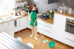 Уборка квартир. Все виды уборки от экспресс до генеральной.