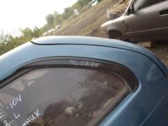 Молдинг стекла. Toyota Corolla, EE103