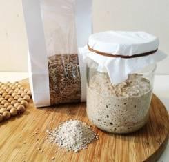 Хлебная бездрожжевая закваска (ржаная и пшеничная)