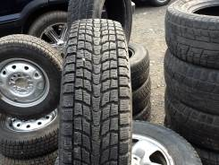 Dunlop. Зимние, без шипов, 2007 год, износ: 5%, 4 шт