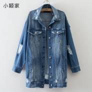 Куртки джинсовые. 40, 42, 44, 46. Под заказ