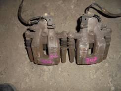 Суппорт тормозной. Peugeot 307, 3A/C, 3H, 3A, C