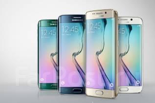 Samsung Galaxy S6 SM-G925F Edge. Новый