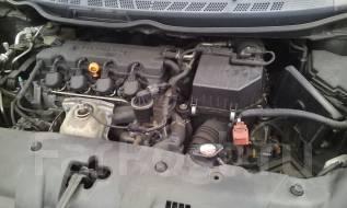 Патрубок воздухозаборника. Honda Civic, FD2, FD3, FD1 Двигатель R18A