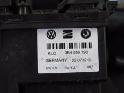 Блок управления стеклоподъемниками. Volkswagen Passat, 3B Двигатели: ADR, APT, ARG, ANQ