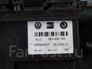 Блок управления стеклоподъемниками. Volkswagen Passat, 3B2, 3B3, 3B5, 3B6, 3B Двигатели: ADR, ANQ, APT, ARG