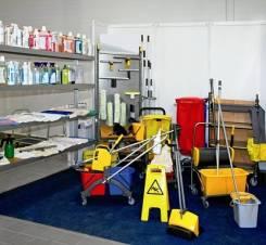 """Клининговая компания """"Ариэль"""" предлагает услуги по уборке помещений."""