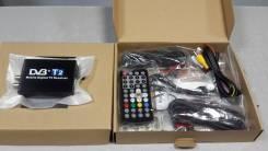 Цифровой TV-тюнер DV3-T2 для авто(USB, мультимедиа)