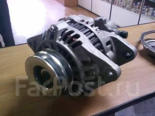 Генератор. Mitsubishi: L200, Pajero Sport, Challenger, Pajero, Strada Двигатель 4D56