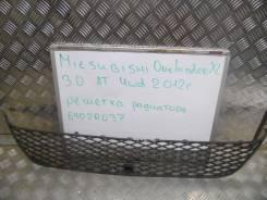 Решетка бамперная. Mitsubishi Outlander, CW5W, CW6W