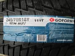 Goform W696. Зимние, без шипов, без износа, 4 шт