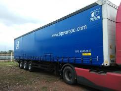 Schmitz Cargobull. Полуприцеп борт штора Schimz 2007г., 39 000 кг.