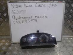 Панель приборов. Nissan Almera Classic, B10 Nissan Almera Двигатель QG16
