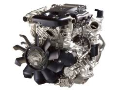 Двигатель в сборе. Isuzu MU Isuzu Bighorn Двигатель 4JG2