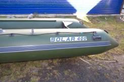 Solar 400. Год: 2013 год, длина 4 000,00м., двигатель подвесной, 30,00л.с., бензин. Под заказ
