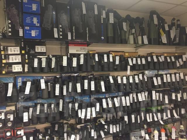 Бинокли , телескопы , микроскопы , ночники в ТЦ ' Зеленые кирпичики '