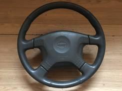 Руль. Nissan Homy Elgrand, ALE50, AVWE50, ALWE50, AVE50 Nissan Elgrand, ATE50, APE50, AVWE50, AVE50, ALE50, ALWE50, APWE50, ATWE50