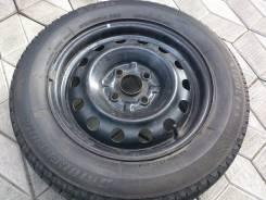 Продам R14 175/65 пару зимних колес Bridgestone.