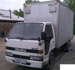 Isuzu Elf. Продам Исузу Эльф 250 1993 изотермический фургон, 2 800куб. см., 2 200кг., 4x2