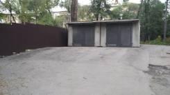 Гаражи капитальные. улица Ленинградская 36а, р-н Центральный, 20 кв.м., электричество. Вид снаружи
