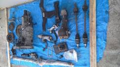 Механическая коробка переключения передач. Subaru Legacy B4, BE9, BEE, BE5 Subaru Legacy, BHC, BES, BHE, BH5, BHCB5AE, BEE, BE5, BH9, BE9 Двигатель EJ...