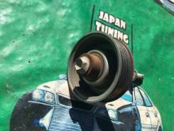 Обводной ролик. Toyota Wish, ZNE10 Двигатель 1ZZFE