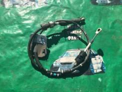 Тросик переключения автомата. Toyota Wish, ZNE10 Двигатель 1ZZFE