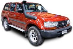 Шноркель. Toyota Super Toyota Land Cruiser