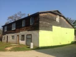 Здание под любой вид коммерческой деятельности, можно торговаться. П. Терней, ул. Партизанская 51, р-н Тернейский район, 209,0кв.м.
