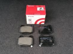 Колодка тормозная. Subaru Legacy, BES Subaru Forester, SG9 Subaru Impreza WRX STI Subaru Impreza, GVB, GRF, GRB, GVF, GDB Mitsubishi Lancer Двигатели...