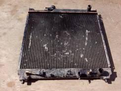 Радиатор охлаждения двигателя. Suzuki Escudo, TD01W, TA01R, TA01W Двигатель G16A