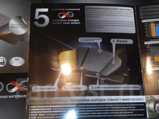 Колодка тормозная дисковая. Mazda: Training Car, Demio, Eunos 100, Familia, Revue