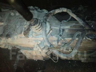 Автоматическая коробка переключения передач. Mitsubishi Delica, PD8W, PE8W Двигатель 4M40