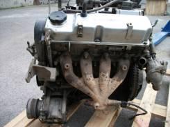 Двигатель в сборе. Hafei Princip