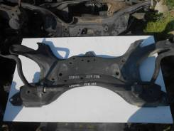 Балка поперечная. Toyota Corolla Spacio, ZZE122, ZZE122N Двигатель 1ZZFE