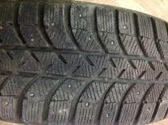 Bridgestone. Зимние, шипованные, износ: 30%, 1 шт