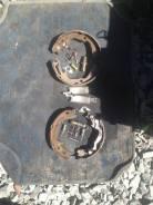 Механизм стояночного тормоза. Subaru Legacy, BP5