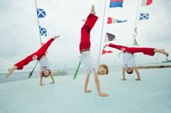 Капоэйра для детей от 4 лет, новая группа для малышей!
