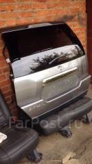 Дверь багажника. Nissan X-Trail, T31, T31R Двигатели: M9R, MR20DE, QR25DE