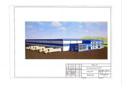Продам земельный участок 8,3 Га с готовым проектом складского комплекс. 83 839кв.м., собственность, электричество, вода