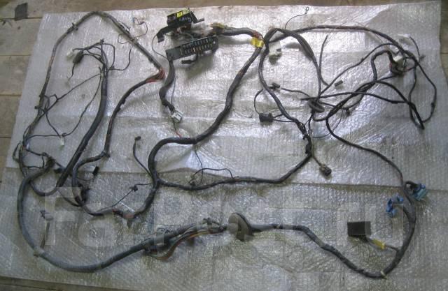 Электропроводка. Chevrolet Lanos Двигатель A15SMS