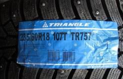 Triangle Group TR757. Зимние, шипованные, 2016 год, без износа, 4 шт
