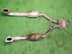 Коллектор выпускной. Subaru Legacy Lancaster, BHE Subaru Legacy, BEE, BHE Двигатели: EZ30, EZ30D