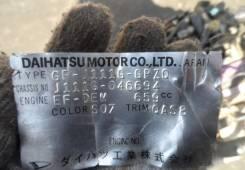Двигатель в сборе. Daihatsu Terios