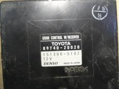 Блок управления дверями. Toyota Corona, CT215, CT216, ST215, CT210, CT211, ST210, AT211, AT210 Toyota Caldina, ST215, CT190, ST190, AT211, ST191, ST19...